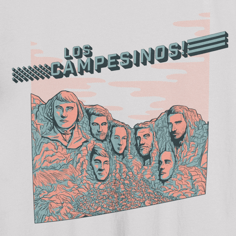Image of 'Rushmore' T-Shirt