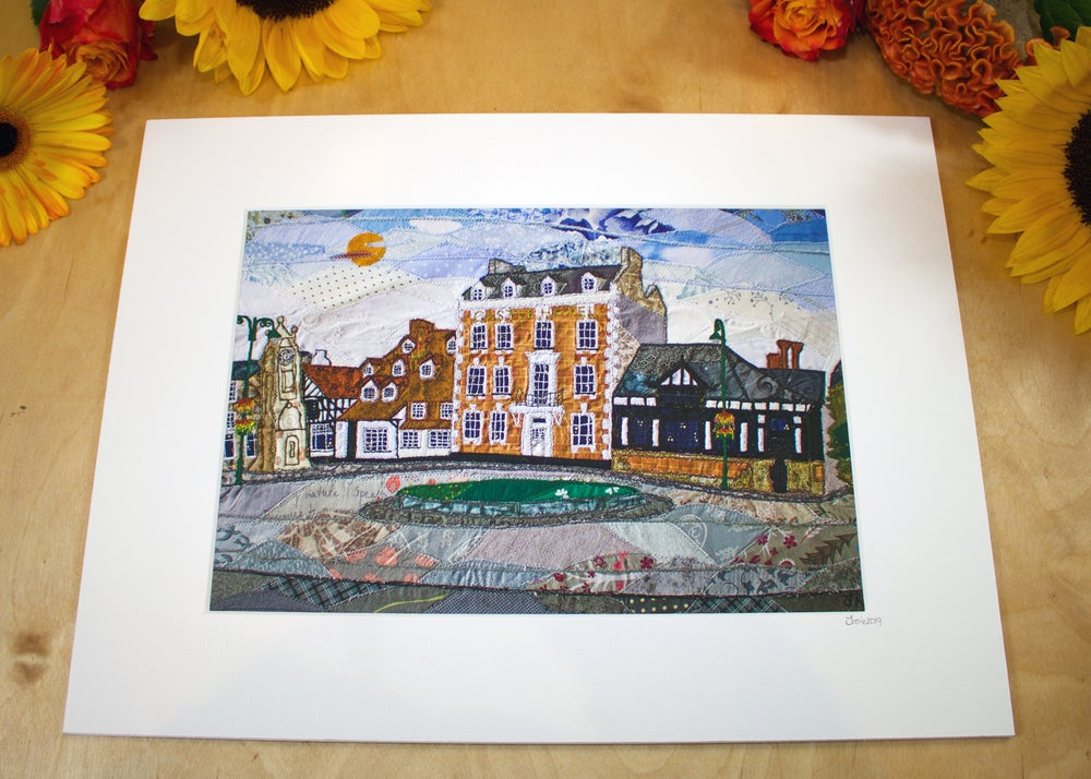 Image of Ruthin Print