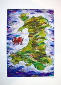 Wales Print