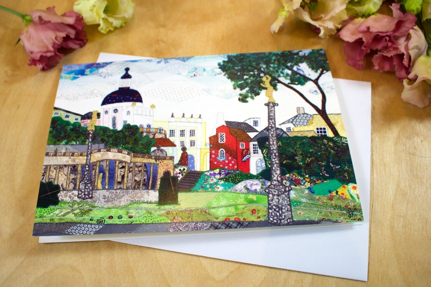 Image of Portmeirion Dome and Tower / Portmeirion, y Gromen a'r Twr