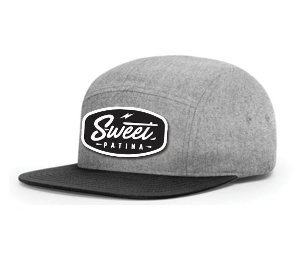 Image of 5 Panel Bolt Hat