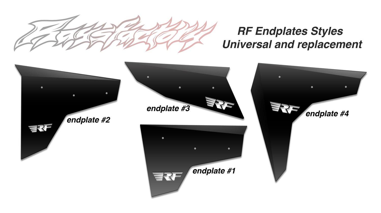 Image of Raysfactory Wing Endplates