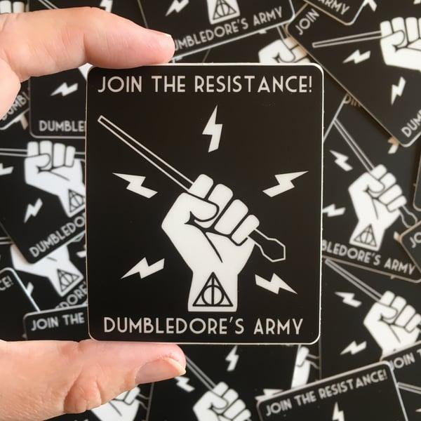 Image of Resist Decal