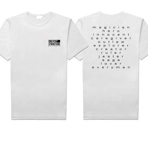 "Image of Uneven Structure ""Paragon"" / ""Everyman"" Shirt"