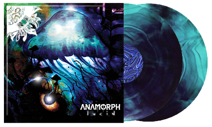 "Image of 'Lucid' 12"" 2x LP Vinyl"