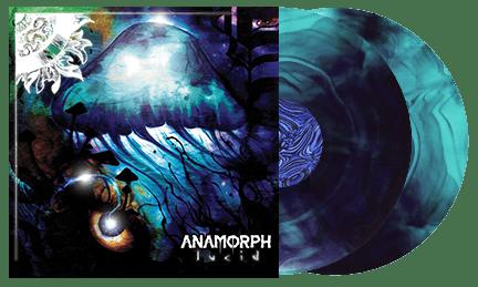 "Image of 'Lucid' 12"" 2x LP Vinyl"
