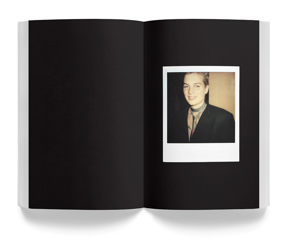 "Image of TOM BONAURO - ""Polaroids"" BK"