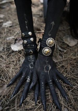 Image of Ravena Hatband / Wrist Band - BOLD