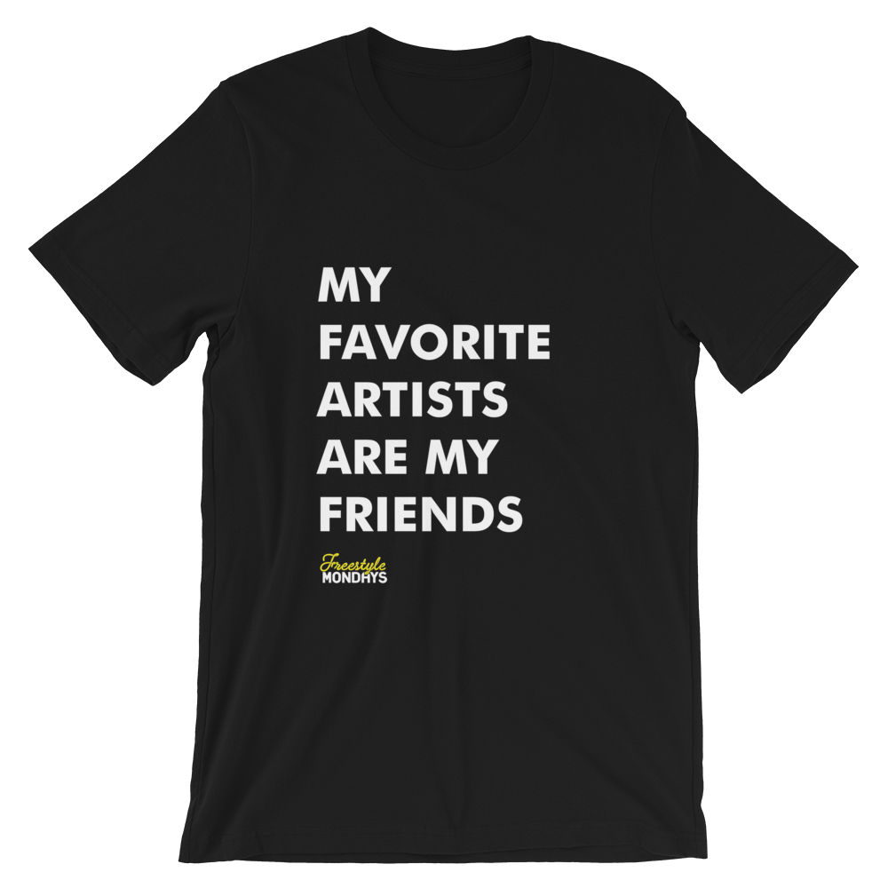 Image of Artist Element Tee (Unisex)