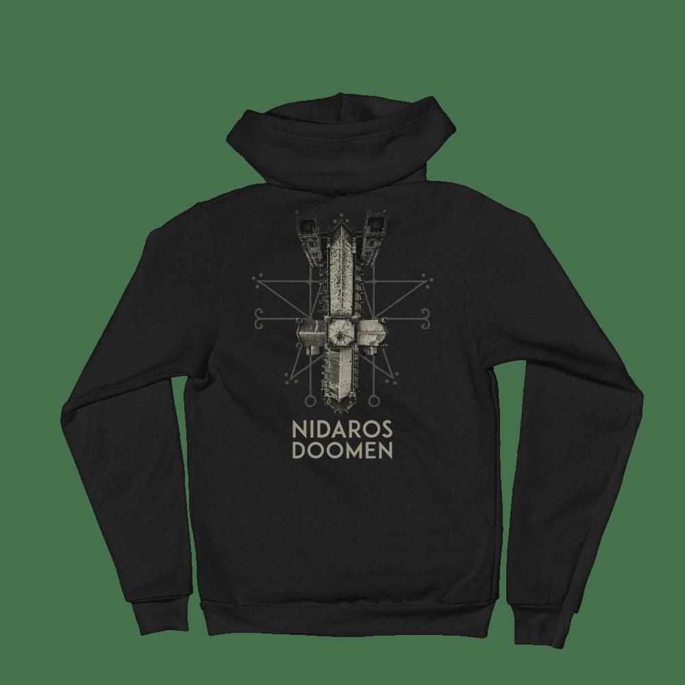 Image of Nidarosdoomen Cathedral hoodie