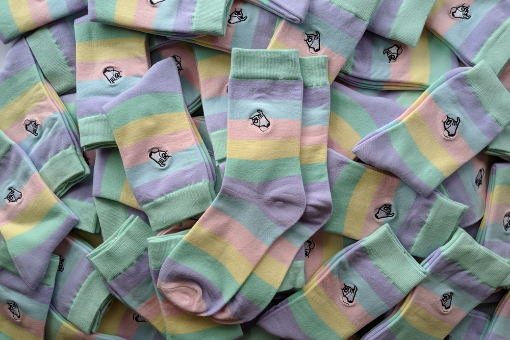 Image of Pastel Socks