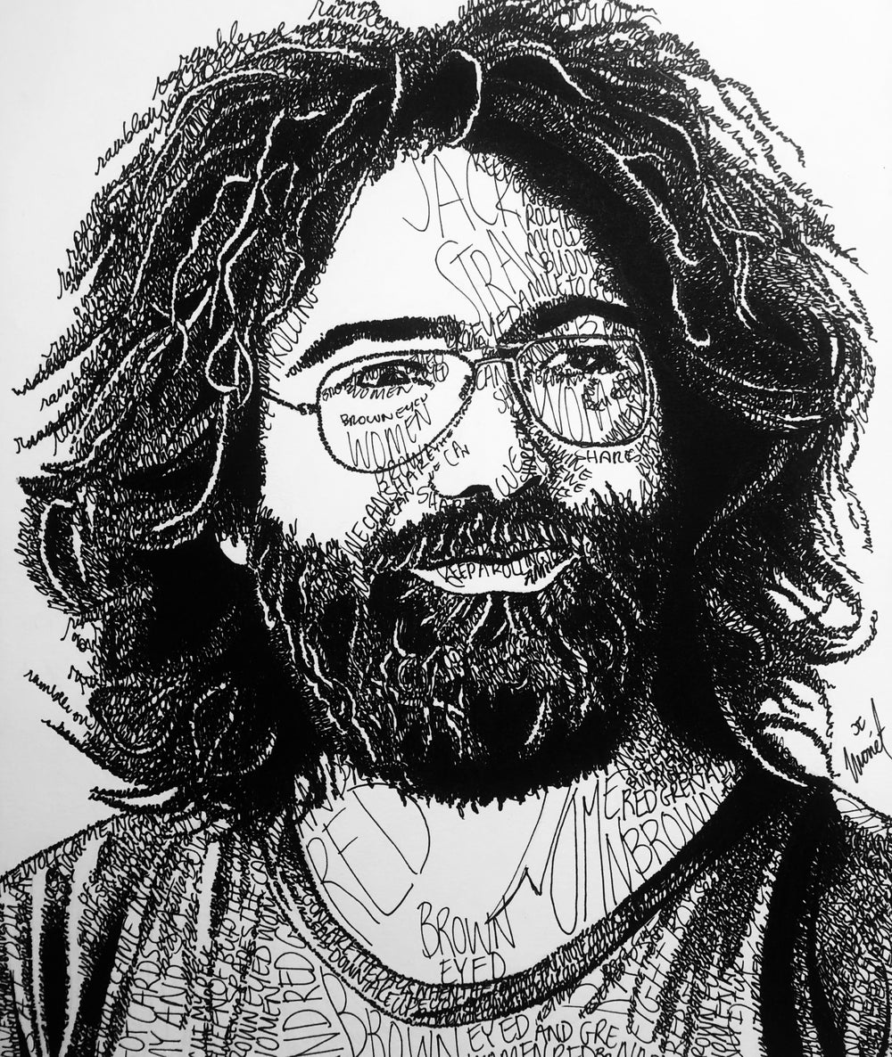 Image of Jerry Garcia 1