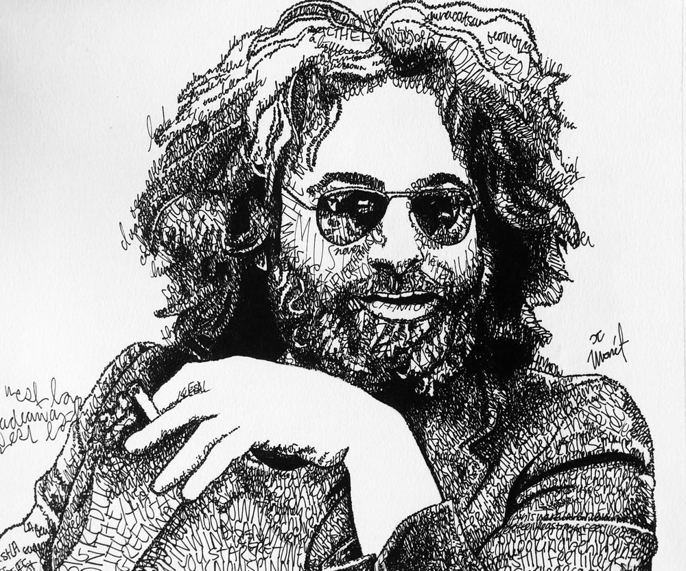 Image of Jerry Garcia 2