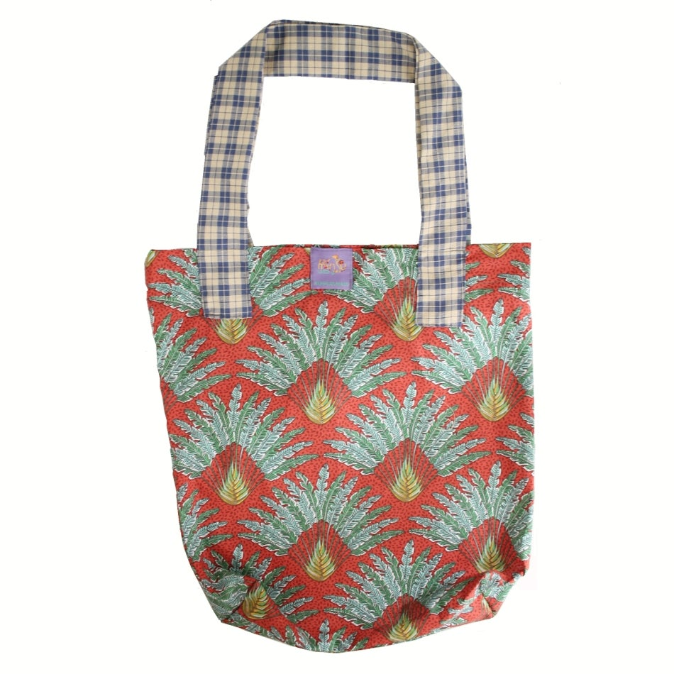 Image of Retro sustainability tote