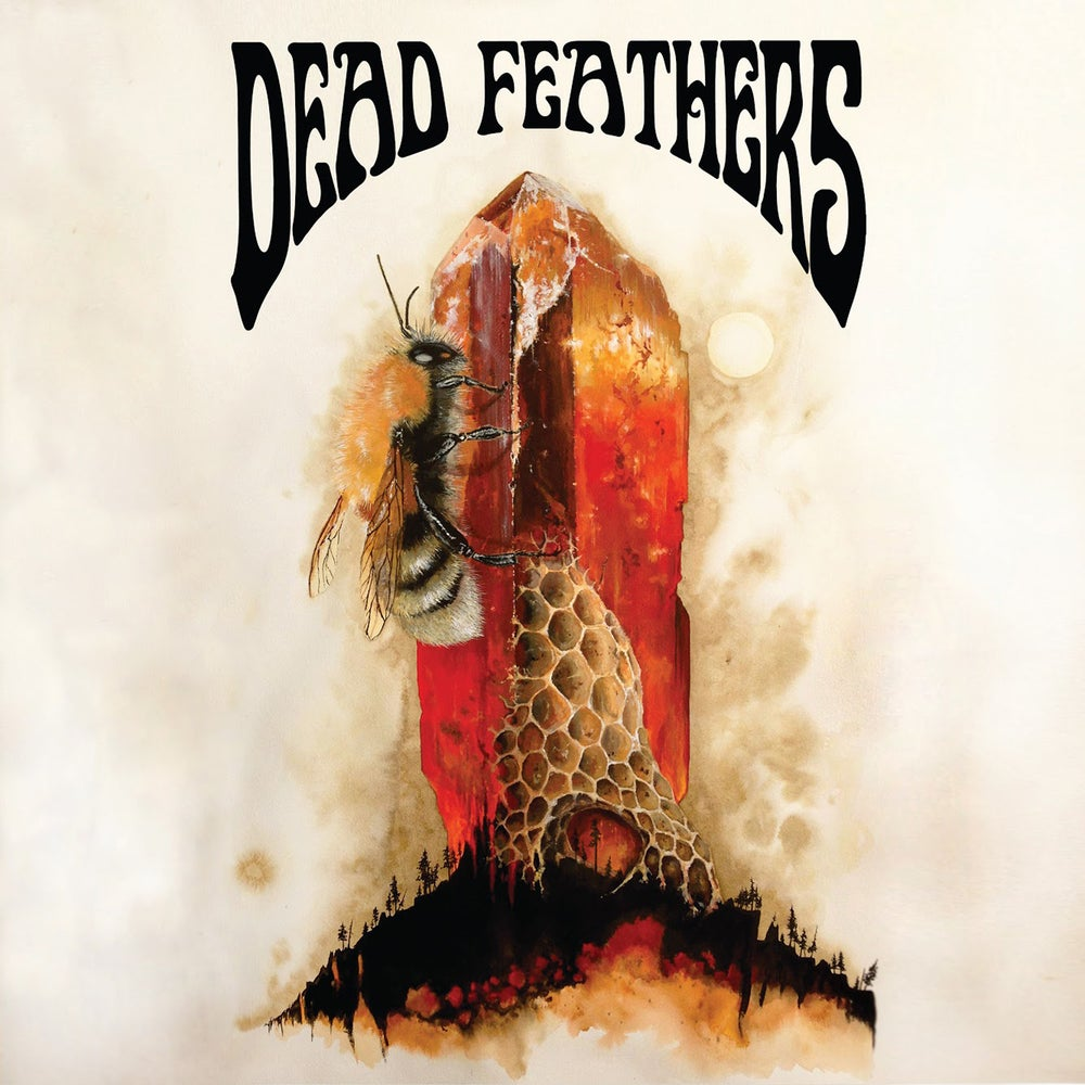 Image of Dead Feathers - All is Lost Worldwide Edition Classic Black LP