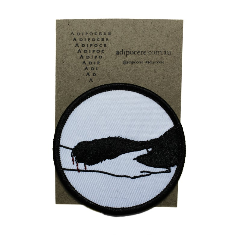 Image of Conspirators patch