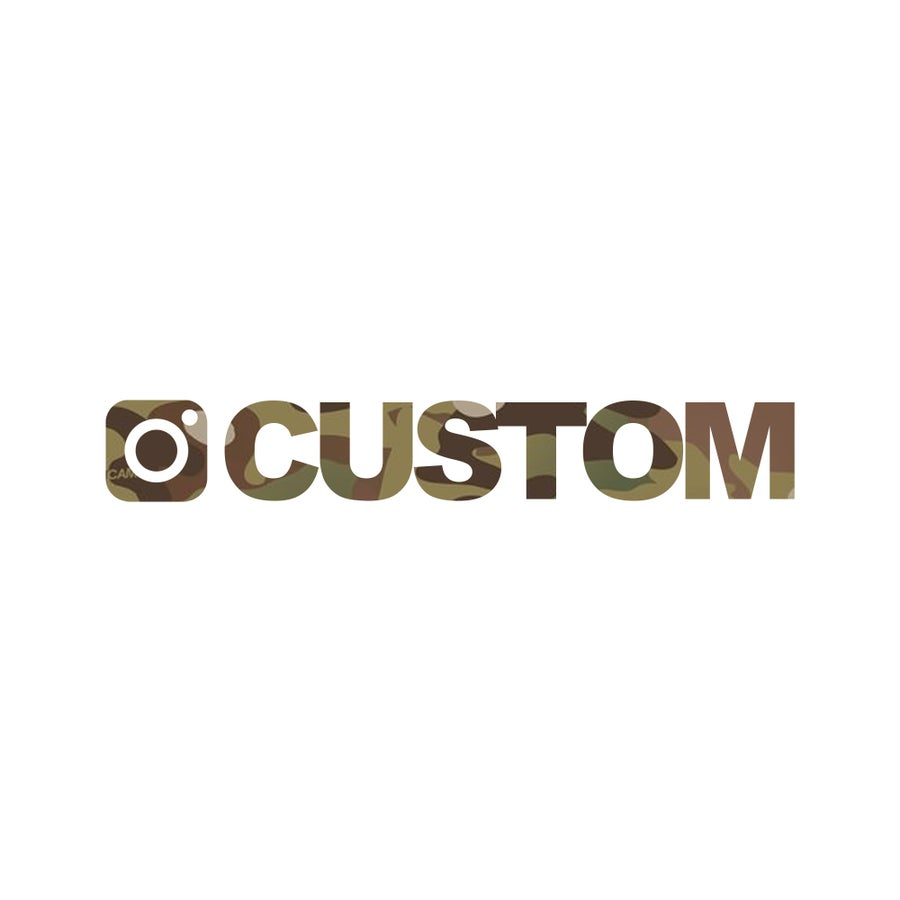 Image of @CUSTOM-IG-HANDLE Vinyls
