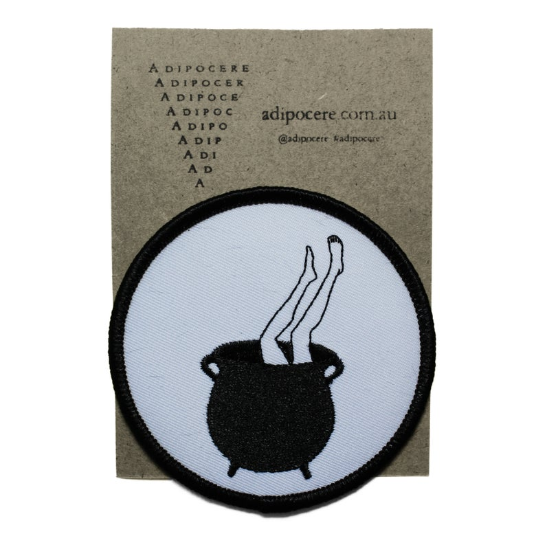 Image of Cauldron patch