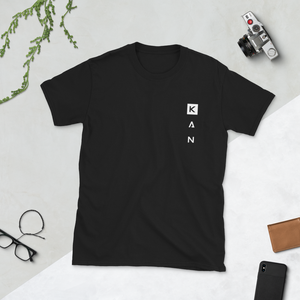 Image of KAN T-Shirt // Dark