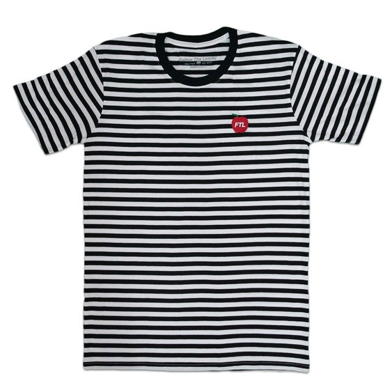 Image of Big Apple Striped Tee