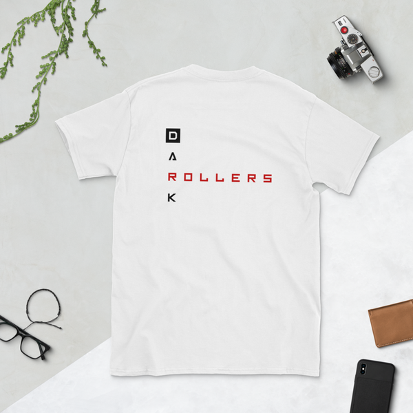 Image of Dark Rollers T-Shirt // Light