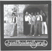 Image of Chris Rhodes Band Picture Sleeve 45 Special Release