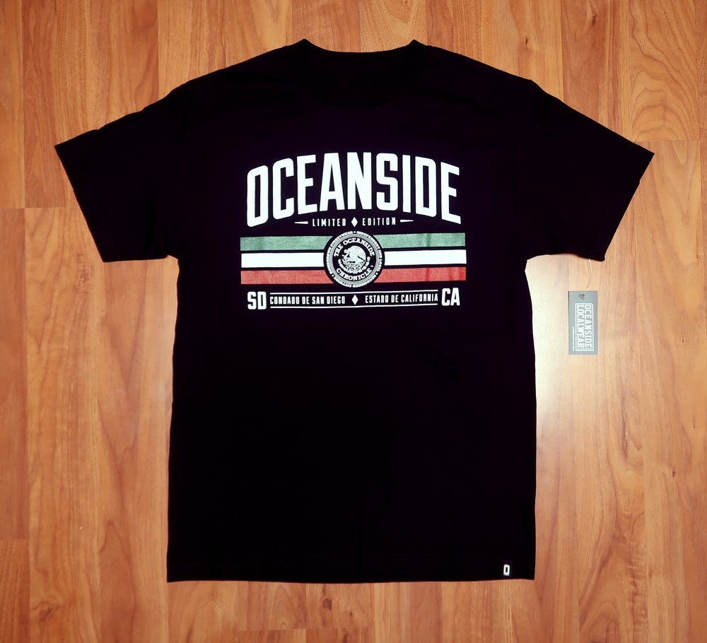 Image of Oceanside Mexico SDCA T-shirt