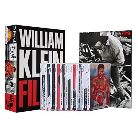 Image of WILLIAM KLEIN - 10 DVD