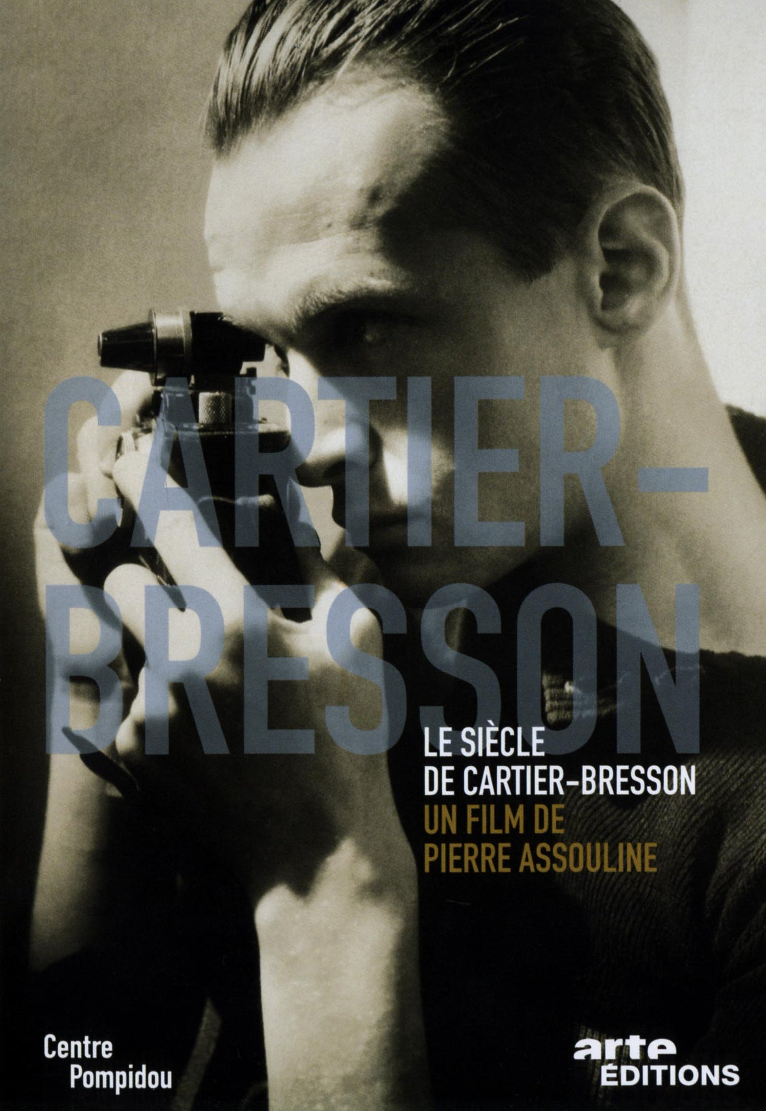 Image of SIECLE DE CARTIER-BRESSON - LE DVD