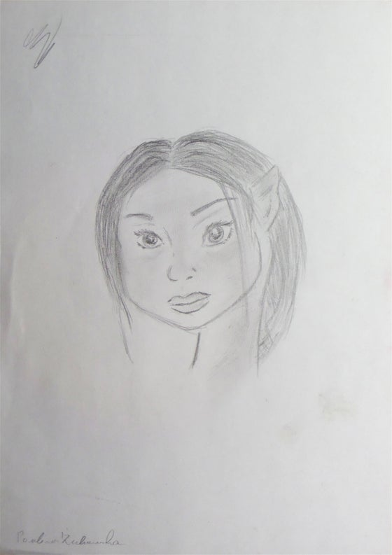 Image of Sketch January 15, 2004