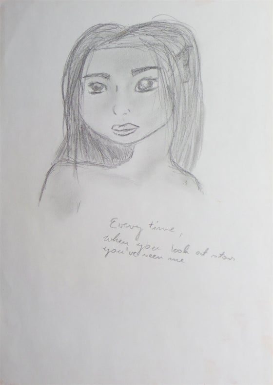 Image of Sketch March 2, 2004 (II)