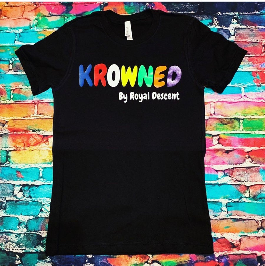 Image of KROWNED by Royal Descent