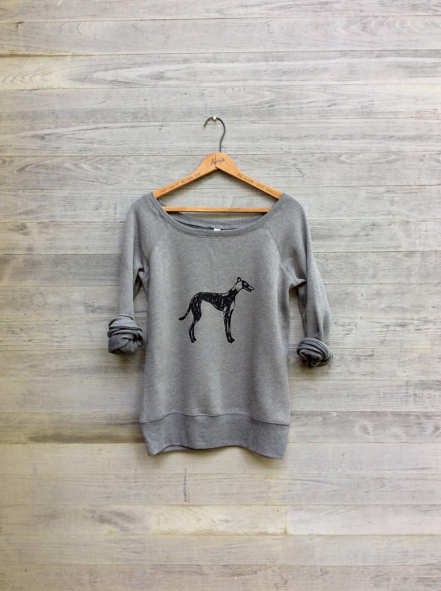 Image of Greyhound Sweatshirt