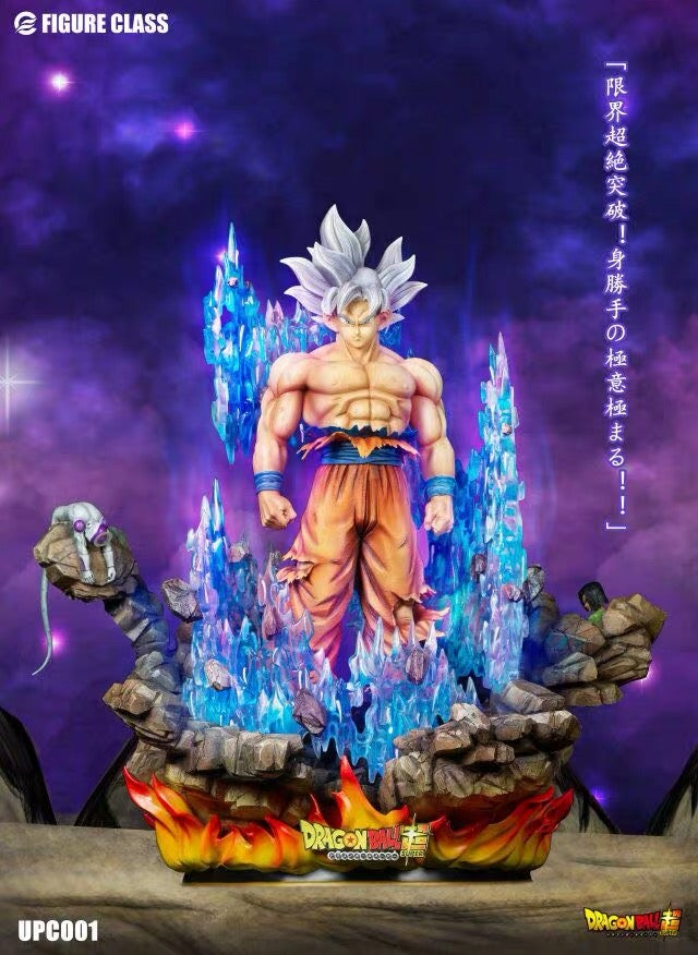Image of [IN-STOCK]Dragon Ball Super First Class Ultra Instinct Goku Resin Statue
