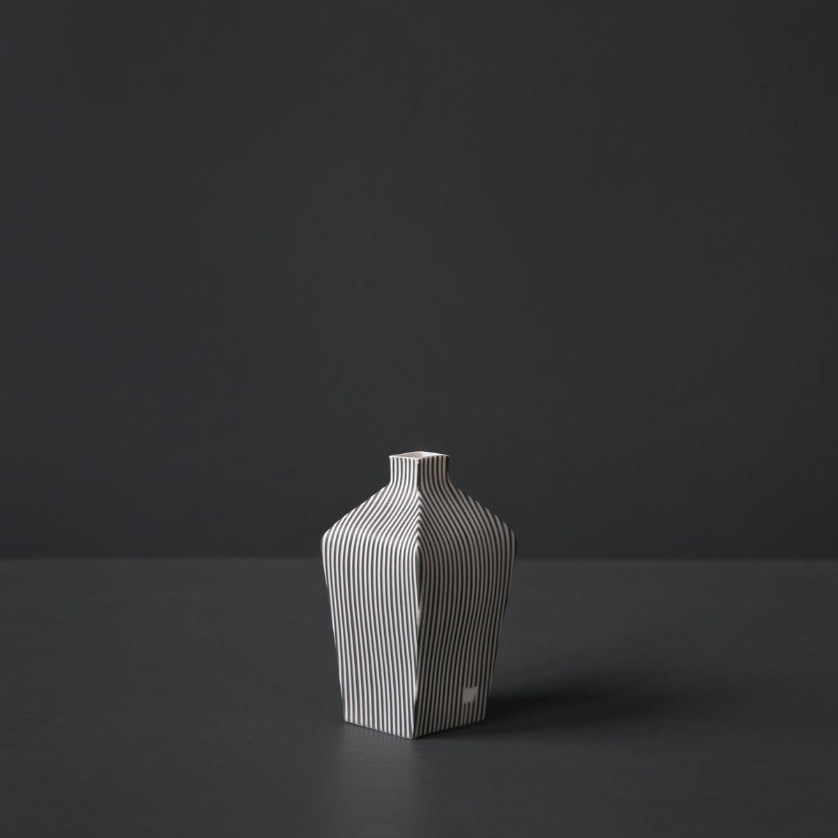 Image of Tapered Stripe Vessel #2 by Justine Allison.