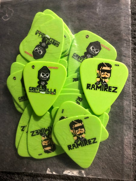 Image of Ramirez (Limited Edition) Double-Sided Guitar Pick