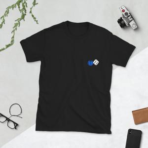 Image of Deep Rollers T-Shirt // Dark