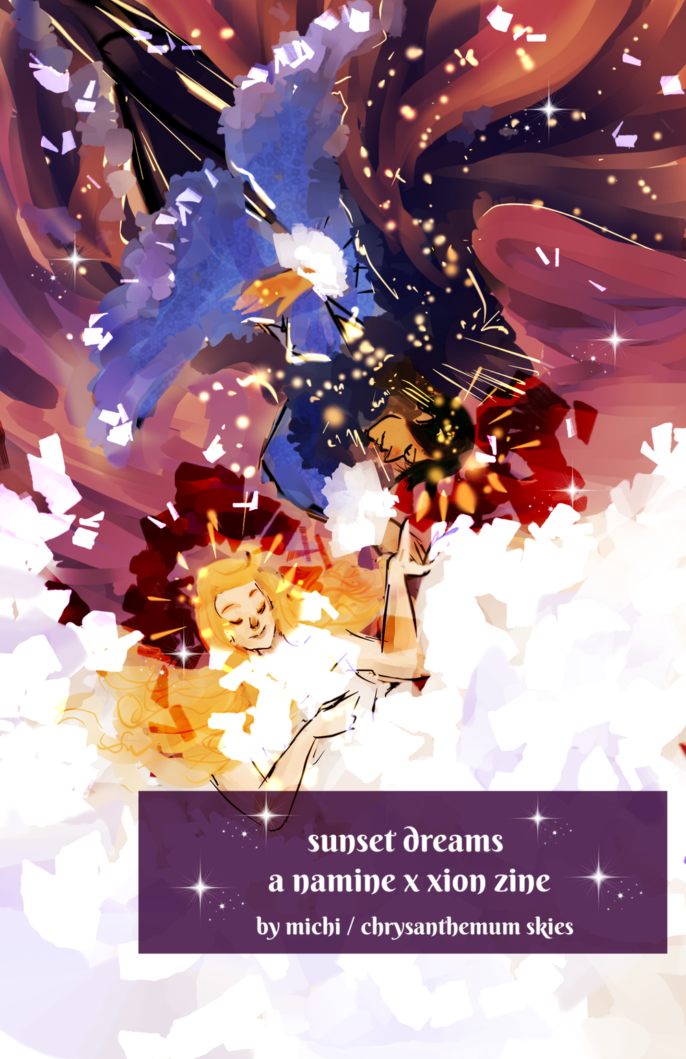 Image of  Sunset Dreams | A Namine x Xion Zine