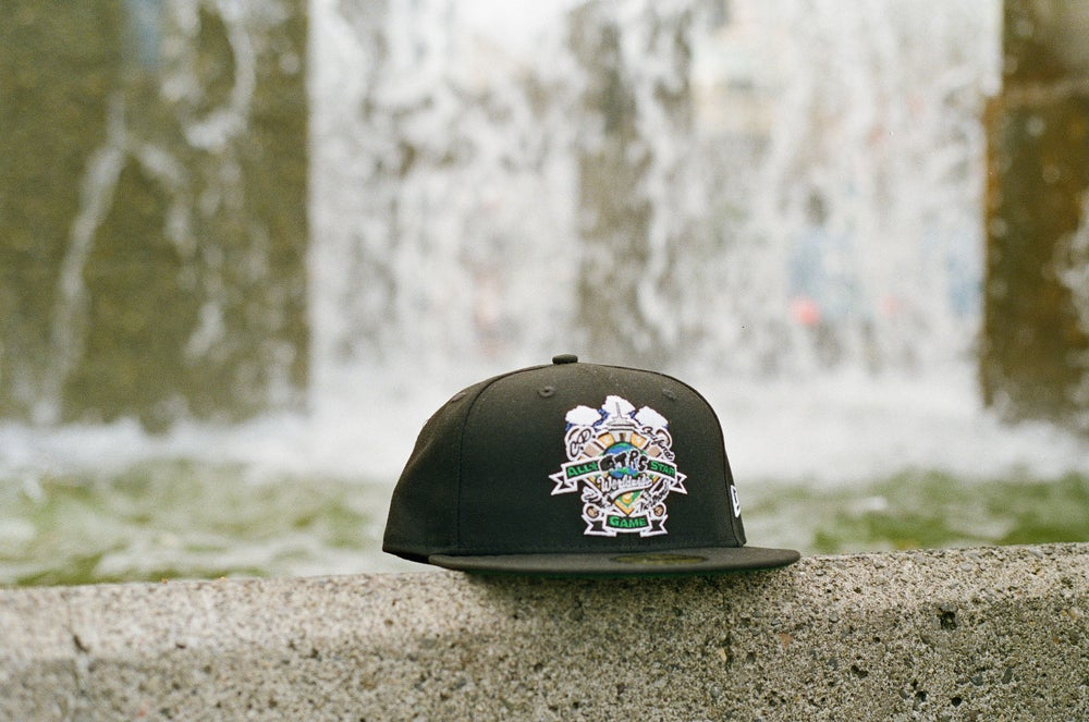 """Image of QTRS❌NewEra """"For the Wetland"""" fitteds"""