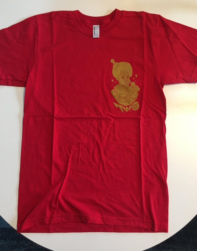 Image of Red Champ Tee