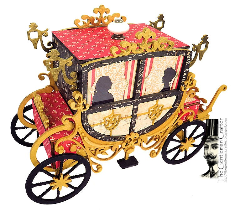Image of 1 LEFT- The Royal Carriage Kit