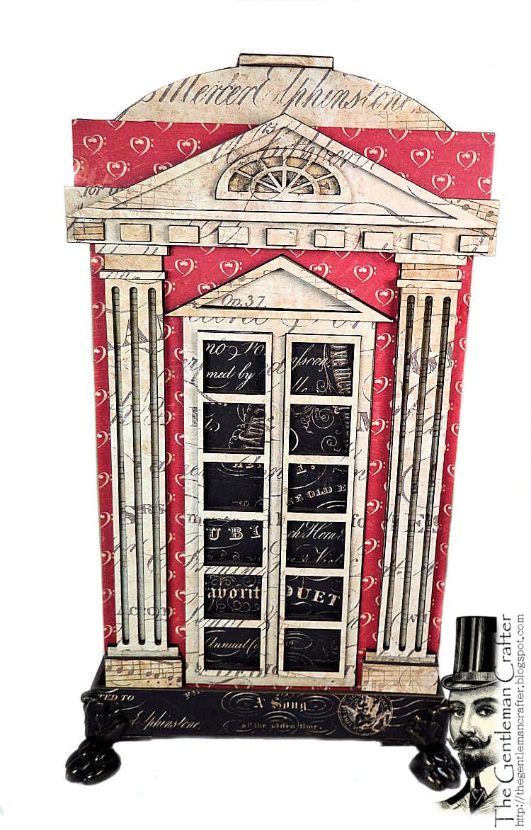 Image of Thin House Mini- Mini Monticello