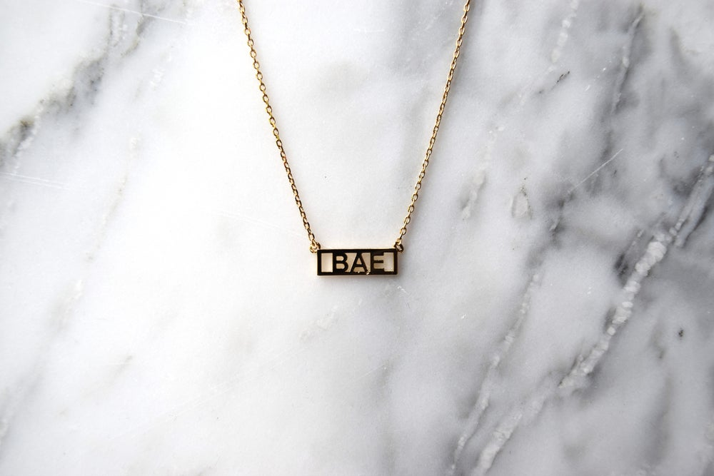 Image of Bae Necklace