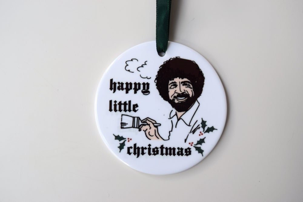 Image of Happy Little Christmas Ornament