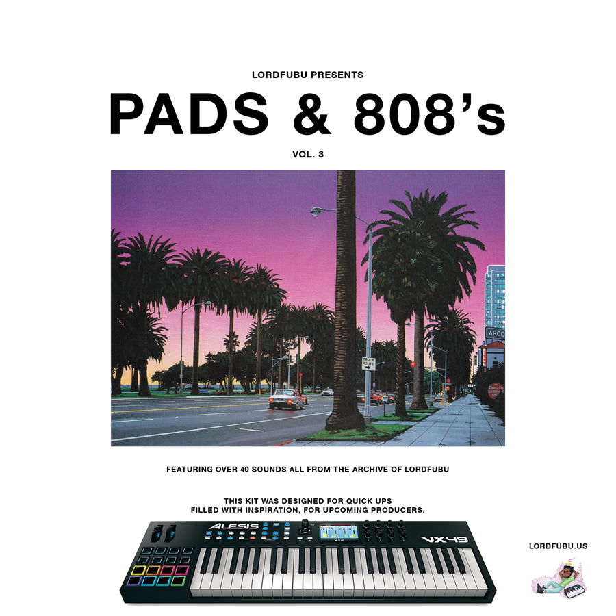 Image of PADS & 808'S VOL. 3