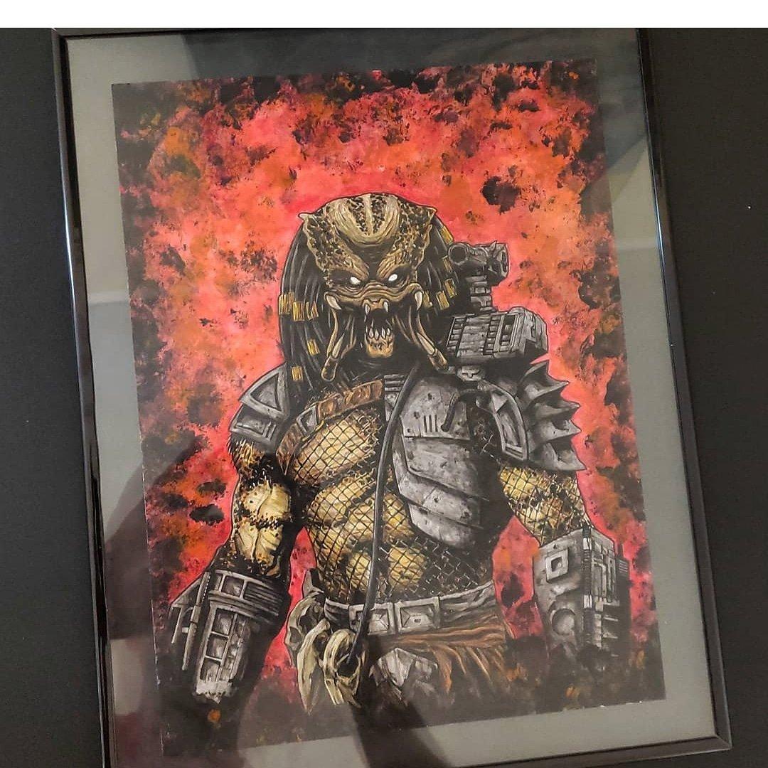 Image of The Predator