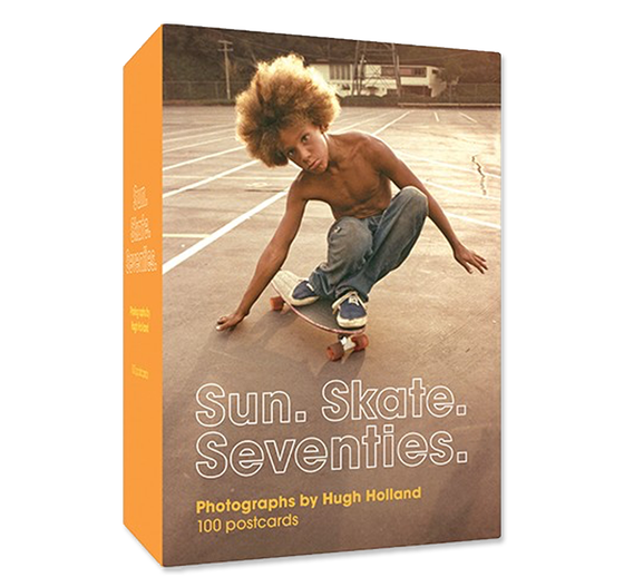 Image of Sun. Skate. Seventies.