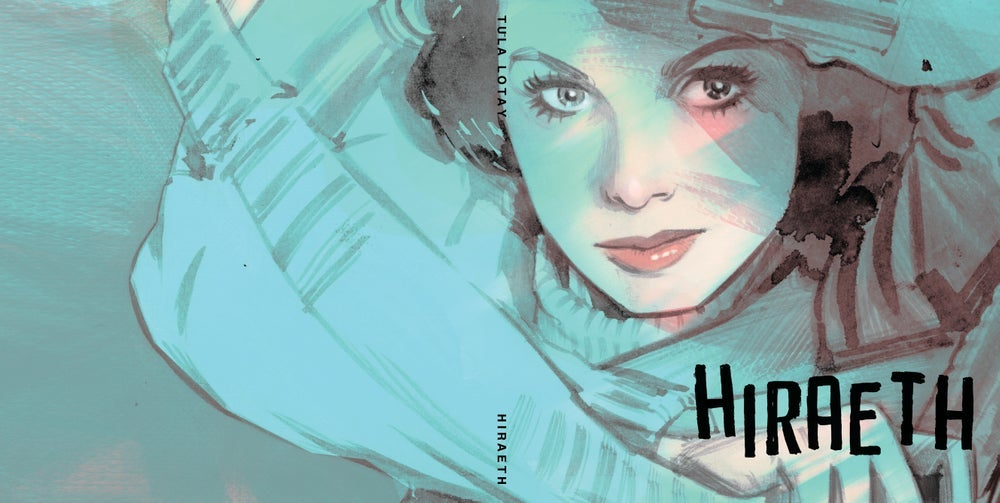 Image of Hiraeth - Signed & Numbered LTD Edition Art Book by Tula Lotay