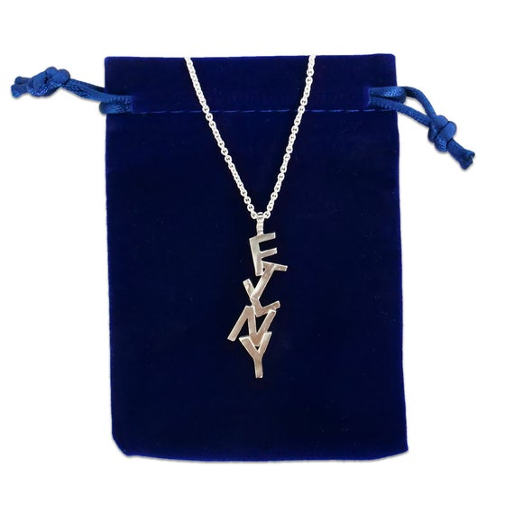 Image of FTL NY Vertical Necklace