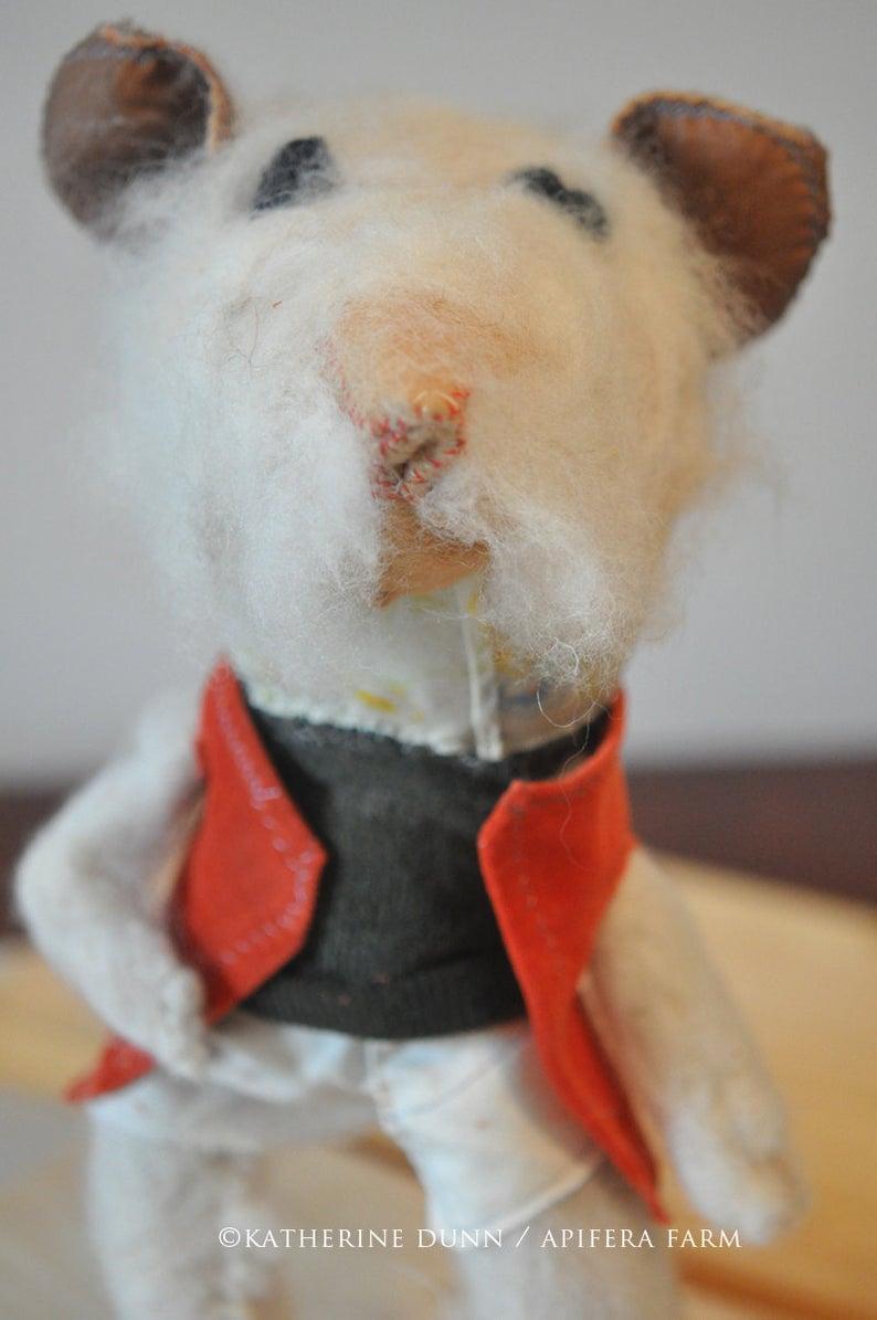 Image of Elderly Rat